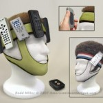 Remote Wrangler: cinta/corona para convertirte en monarca del salón