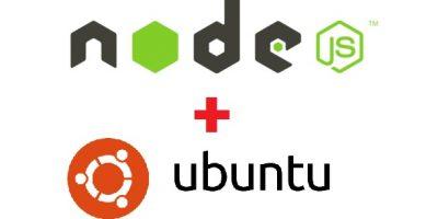 instalar nodejs en ubuntu