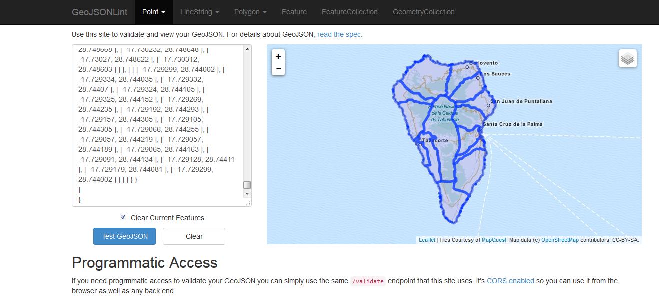 Cómo crear un mapa con Leafleft y GeoJSON