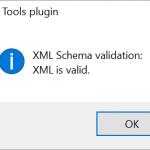 Validar un XML mediante Notepad++