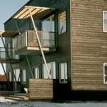 BoKlok: casas prefabricadas made in Ikea.