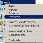 La cuenta de Windows 'IUSR_MYMACHINE' y 'ASPNET'