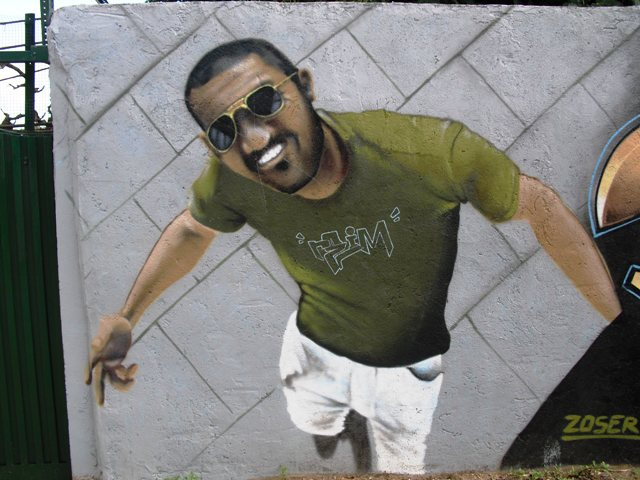 Graffitis Cerdanyola del Vallès