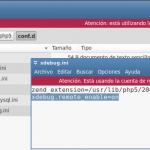 Instalar Apache+MySQL+PHP+Extras en xubuntu 10.10