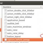 Ubuntu 12.04: Cómo cambiar la posición de los botones de las ventanas