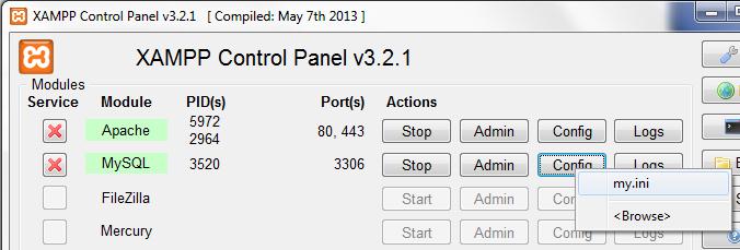 Error Code: 2006 - Mysql Server Has Gone Away