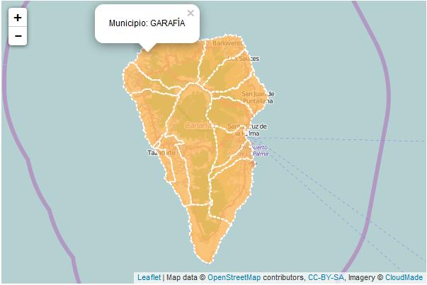 Cómo crear un mapa con Leaflet y GeoJSON