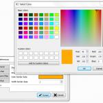 Python y PyQt: cómo implementar un selector de color