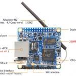 Puesta en marcha y configuracion Wifi de Orange PI Zero